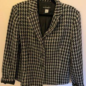 3/$25 80's vintage retro blazer jacket size 14